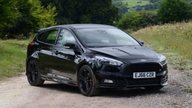 Used Ford Focus ST - front