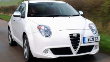 Alfa Romeo Mito front