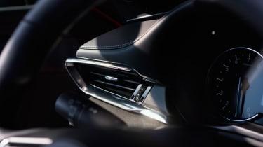 Mazda 6 - steering wheel
