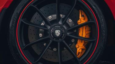 Porsche 911 Speedster - wheel
