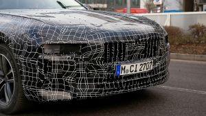 BMW 7 Series - spyshot 14