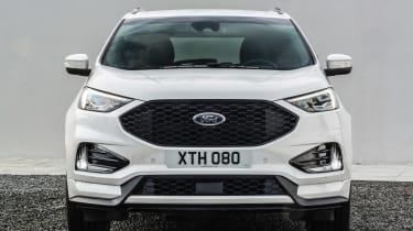 Ford Edge facelift 2018 head on