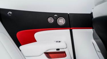 Rolls-Royce Dawn Inspired by Fashion - door