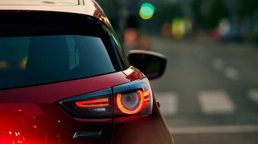 Mazda CX-3 - rear light