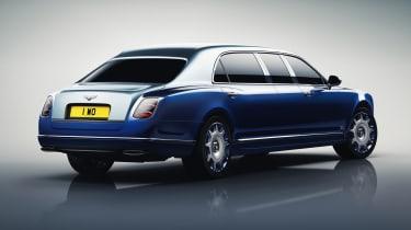 Bentley Mulsanne Grand Limousine by Mulliner studio