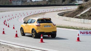Precision Driving - Juke cones