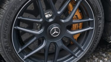 Mercedes-AMG S 63 Coupe - wheel