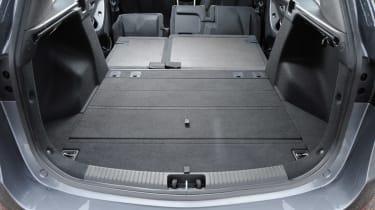 Hyundai i30 Tourer boot seats folded