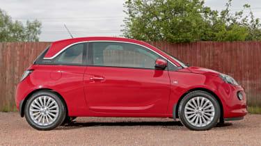 Used Vauxhall Adam - side