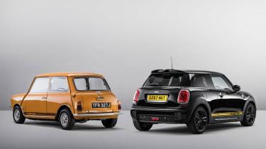 MINI 1499 GT and MINI 1275 GT - rear