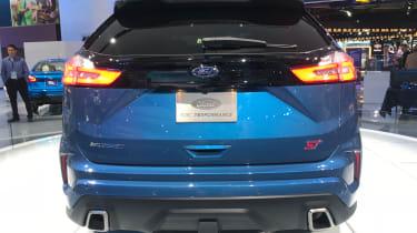 Ford Edge ST revealed - rear