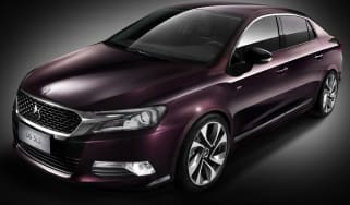 Citroen DS 5LS 2014 front
