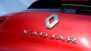 Renault Kadjar - rear detail