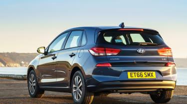 New Hyundai i30 - rear static