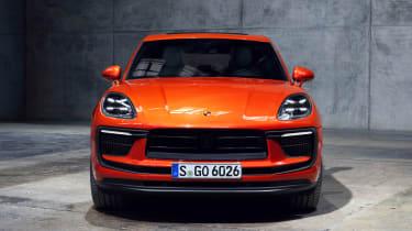 Porsche Macan S - full front