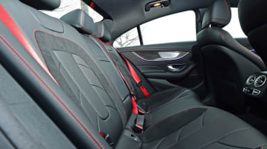Mercedes-AMG CLS 53 - rear seats