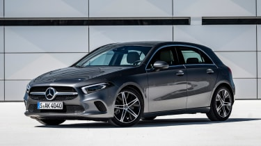 Mercedes A-Class - front static
