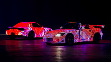 Fast and Furious Live Honda S2000 and Mazda RX7
