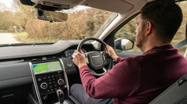 Land Rover Discovery Sport final report - Steve Walker