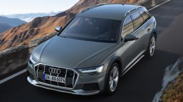 Audi A6 allroad quattro - front
