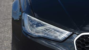 Audi RS3 group - headlight