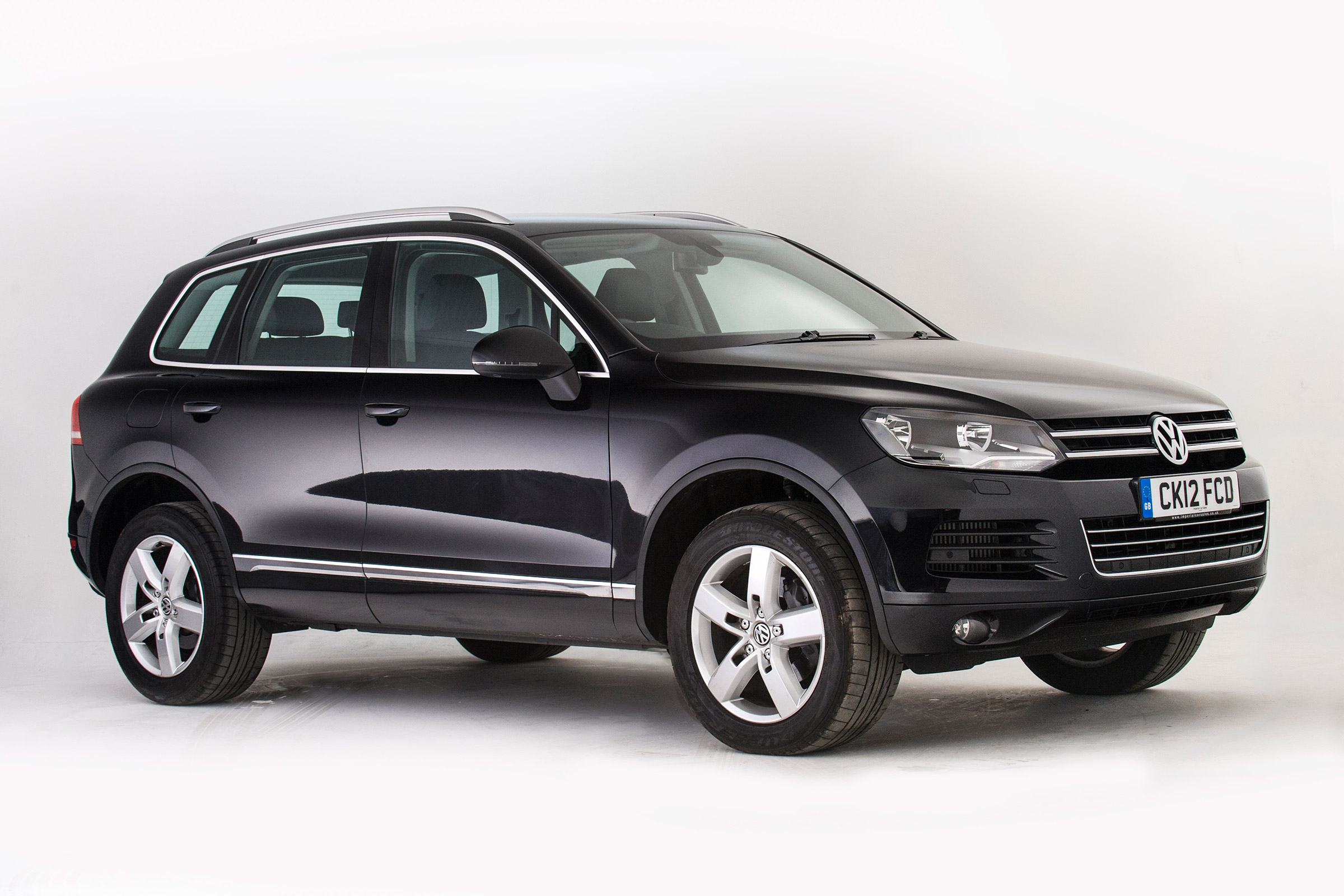Used Volkswagen Touareg Review Auto Express