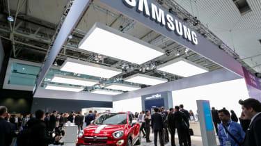 Samsung stand