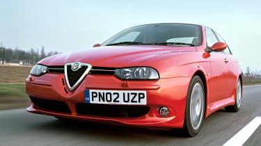 Half price heroes 10k - Alfa Romeo 156 GTA