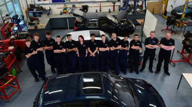 Automotive college
