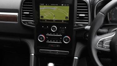 Renault Koleos - infotainment
