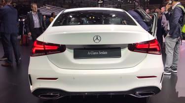 Mercedes A-Class Saloon - Paris - Rear