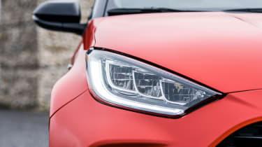 2020 Toyota Yaris - headlight