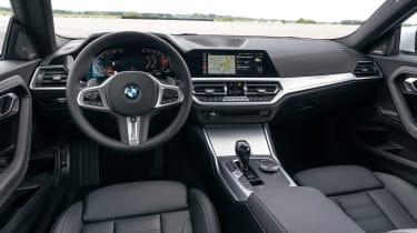 BMW 2 Series Coupe - dash