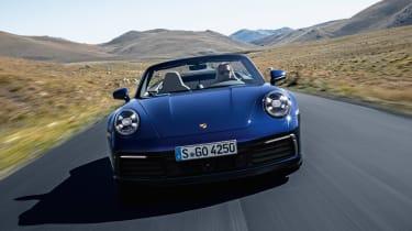 Porsche 911 Cabriolet - rear