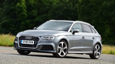 Audi A3 - front static
