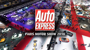 Paris Motor Show 2018 - header