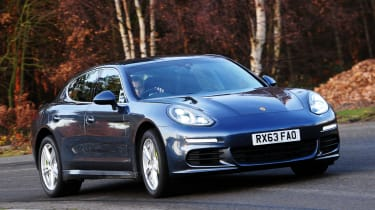 The Panamera Hybrid is proving to have groundbreaking plug-in hybrid technology.