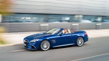 Mercedes SL facelift 2015 28