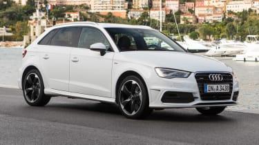 Audi A3 Sportback TFSI front static