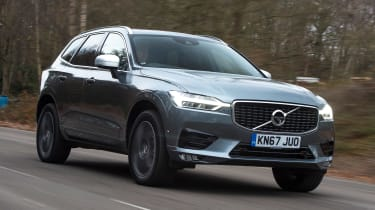 Used Volvo XC60 Mk2 - front