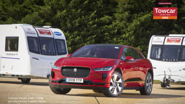 Tow Car of the Year 2020 - Jaguar I-Pace