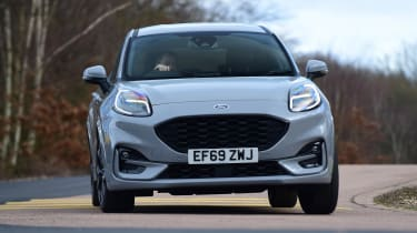 Ford Puma - front