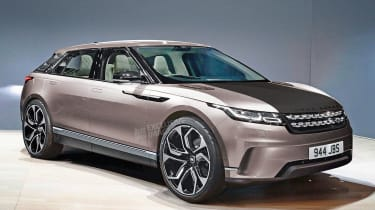 Range Rover Crossover - best new cars 2022 and beyond