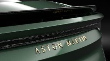 Aston Martin DBS Superleggera 59 - spoiler