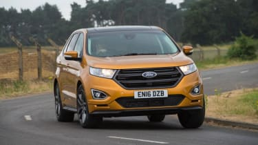 Ford Edge - front cornering