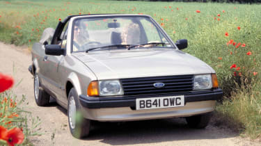 Ford Escort - 1985
