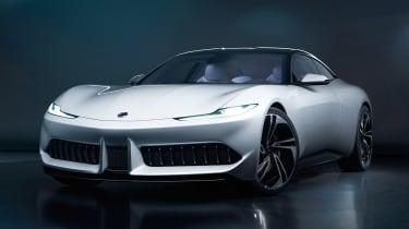 Karma GT Pininfarina - front static