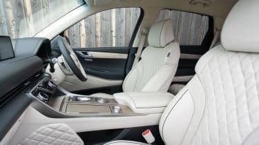 Genesis GV80 - seats