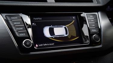 Skoda Fabia SE L: long-term test review - first report parking sensors
