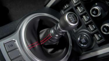 Subaru BRZ - transmission